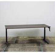 Ahrend Ahrend 500 Slingerbureau 180 x 80 cm | Nieuw Donker Eiken Blad