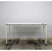 Ahrend Ahrend 310 Verrijdbare Statafel + Stekkerdoos | 200 x 100 cm