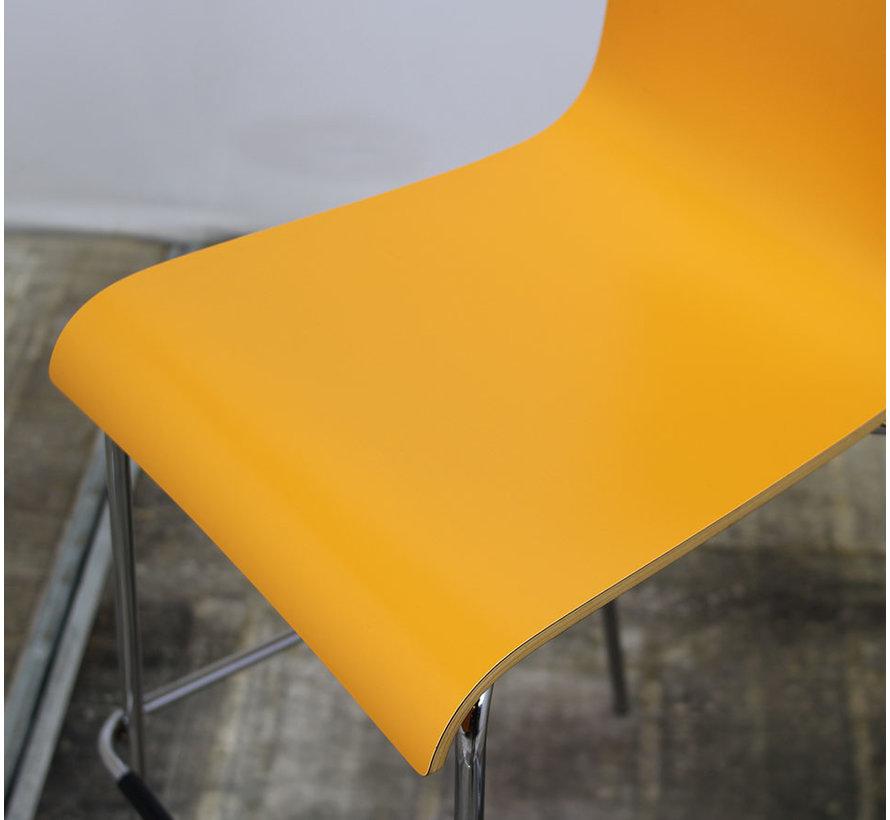 Barkruk Oranje