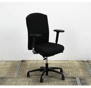 KÖHL KÖHL Selleo Bureaustoel Zwart | Nieuw Gestoffeerd