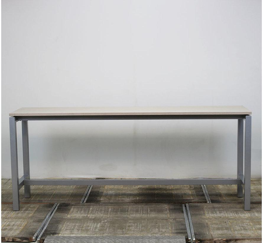 Statafel Bartafel Rechthoekig | 250 x 60 cm - Lindberg Eiken