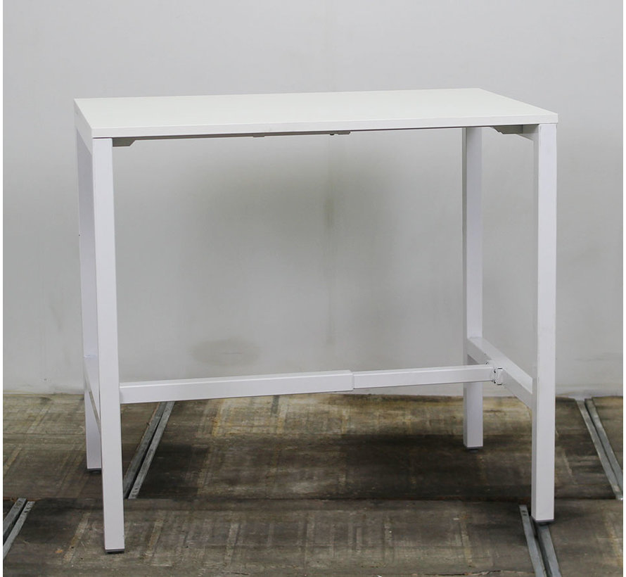 Statafel Vierkant Wit | 120 x 80 cm