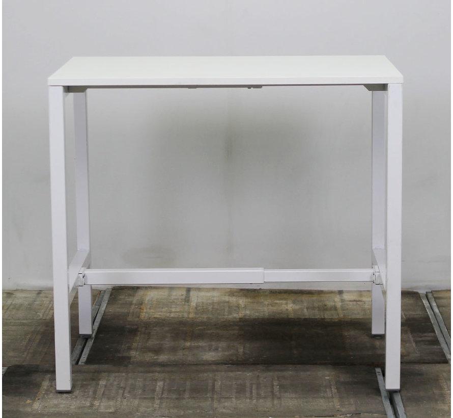 Statafel Rechthoekig Wit | 120 x 80 cm