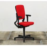 Ahrend Ahrend 230 Bureaustoel Rood | Nieuw Gestoffeerd