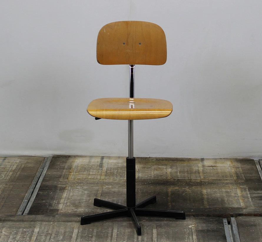 Houten Werkplaatsstoel