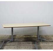 Lande Lande Smith Vergadertafel Tonvormig | 200 x 100/90 cm