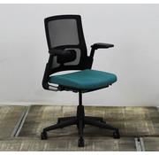 Ahrend Ahrend 2020 Bureaustoel Turquoise & Zwart