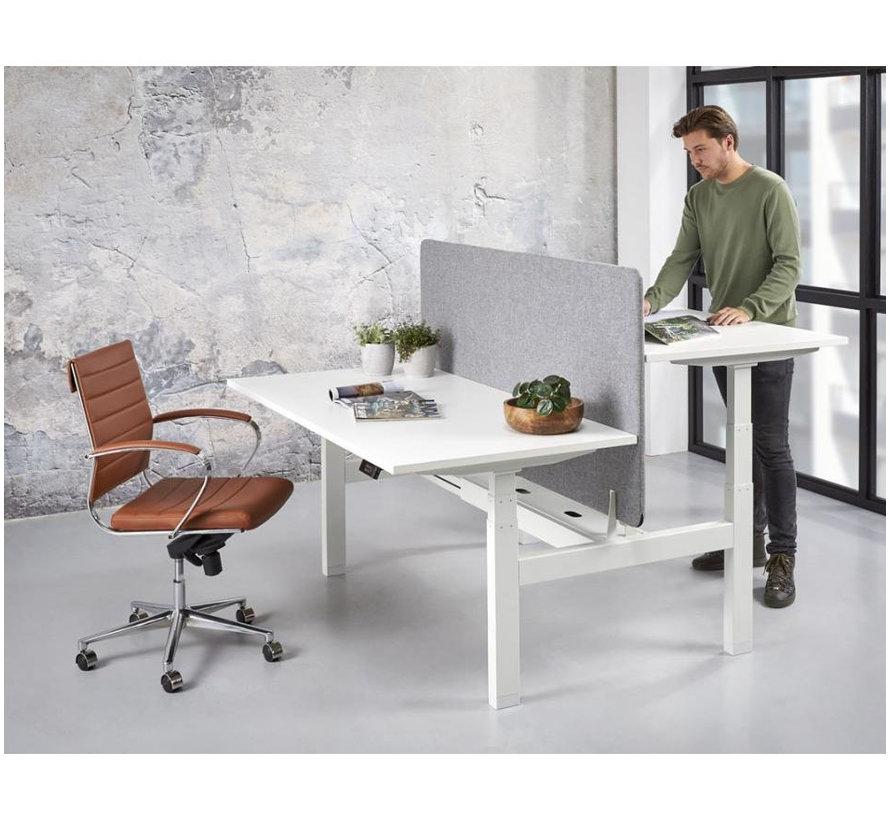 Duo Zit-Sta Bureau Office 140 x 165 cm