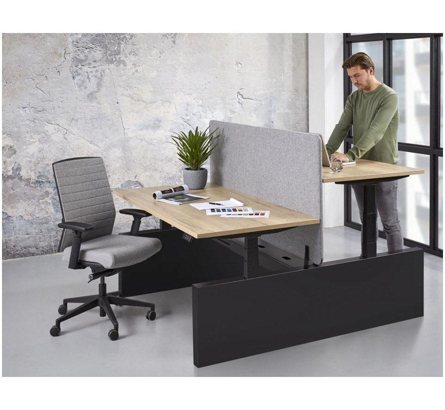 Duo Zit-Sta Bureau Office 180 x 165 cm