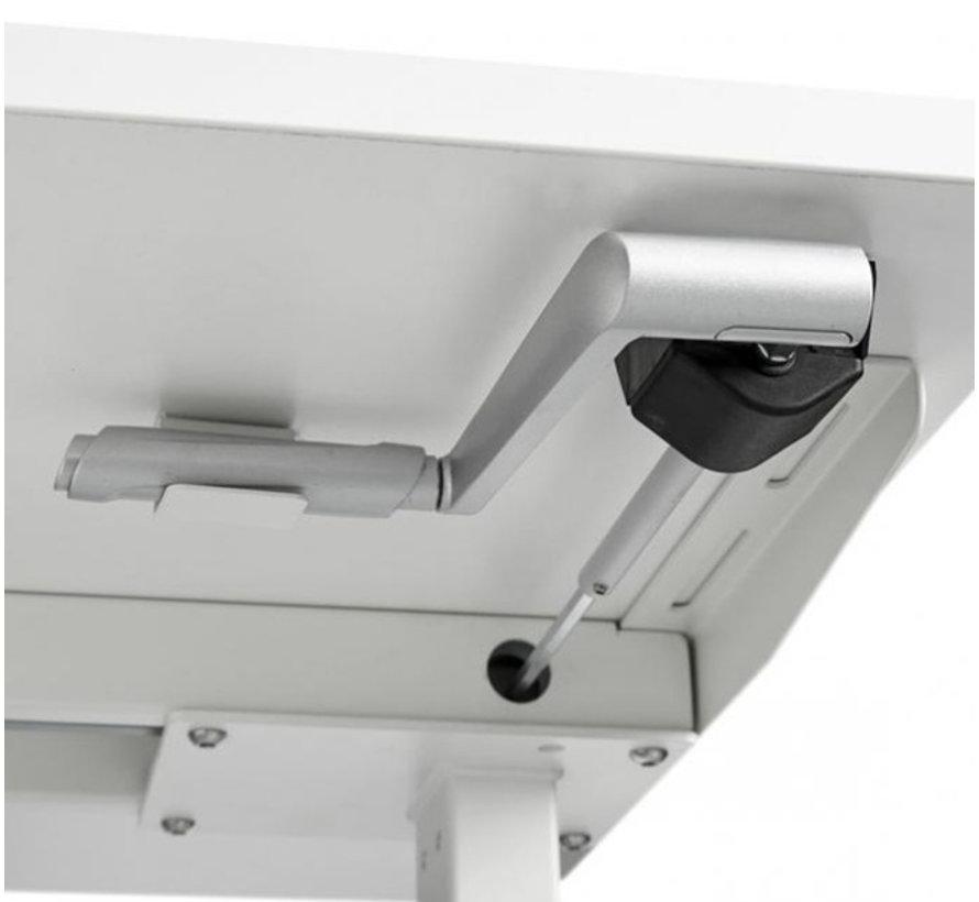 Bureau Dex   T-Poot Slinger Verstelbaar   160x80 cm