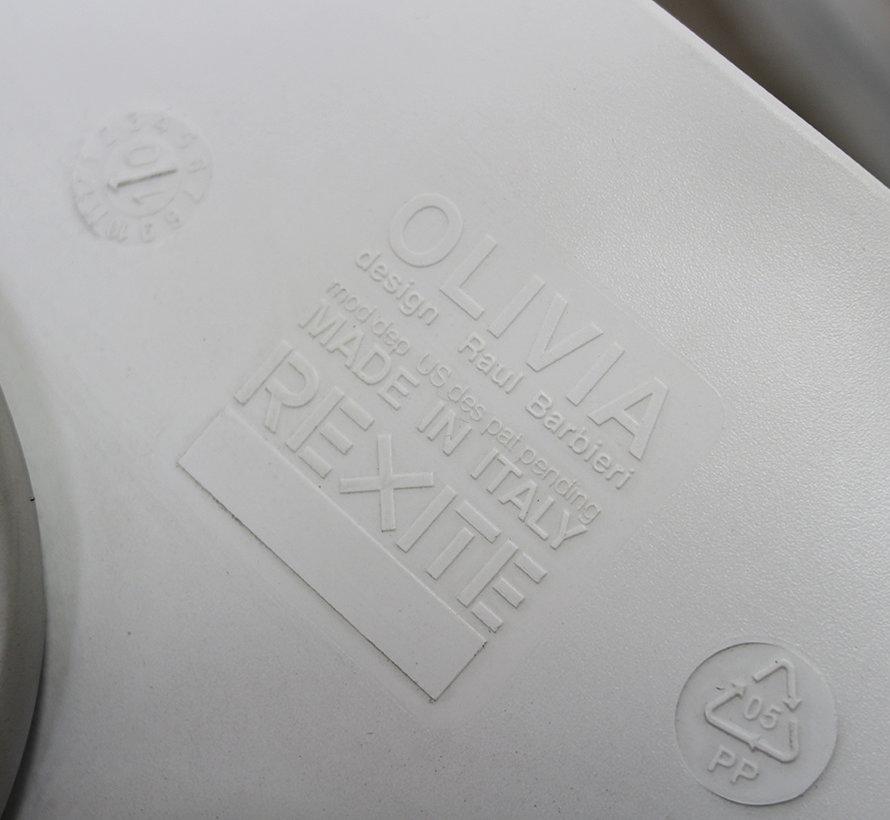 Rexite Olivia Designstoel Wit