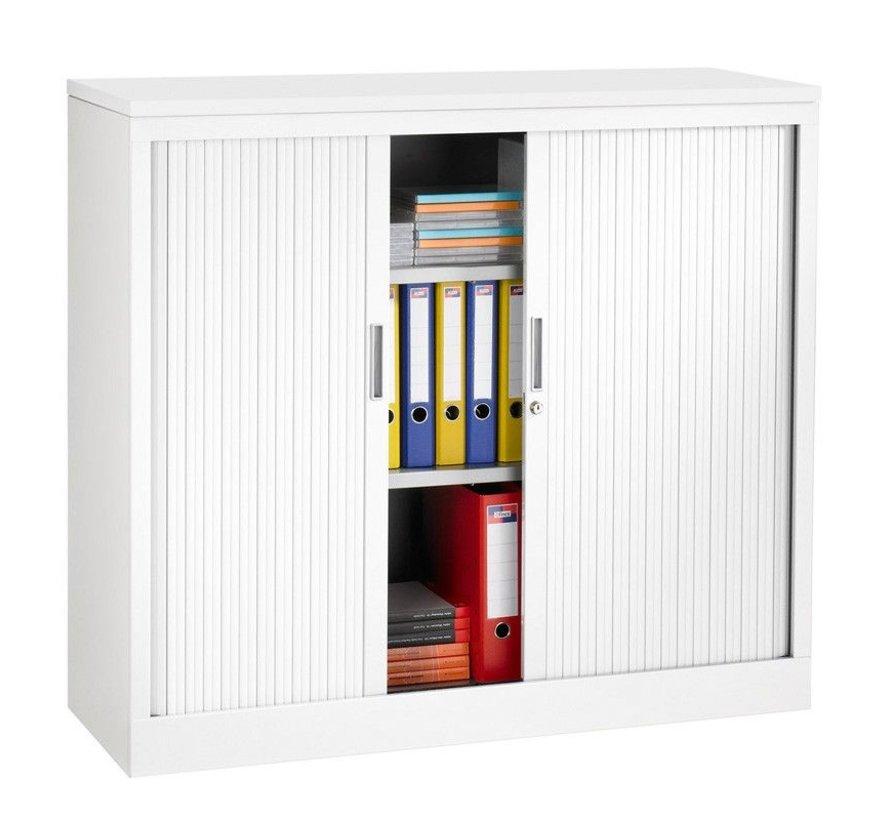 Store Roldeurkast 105 x 120 x 43 cm