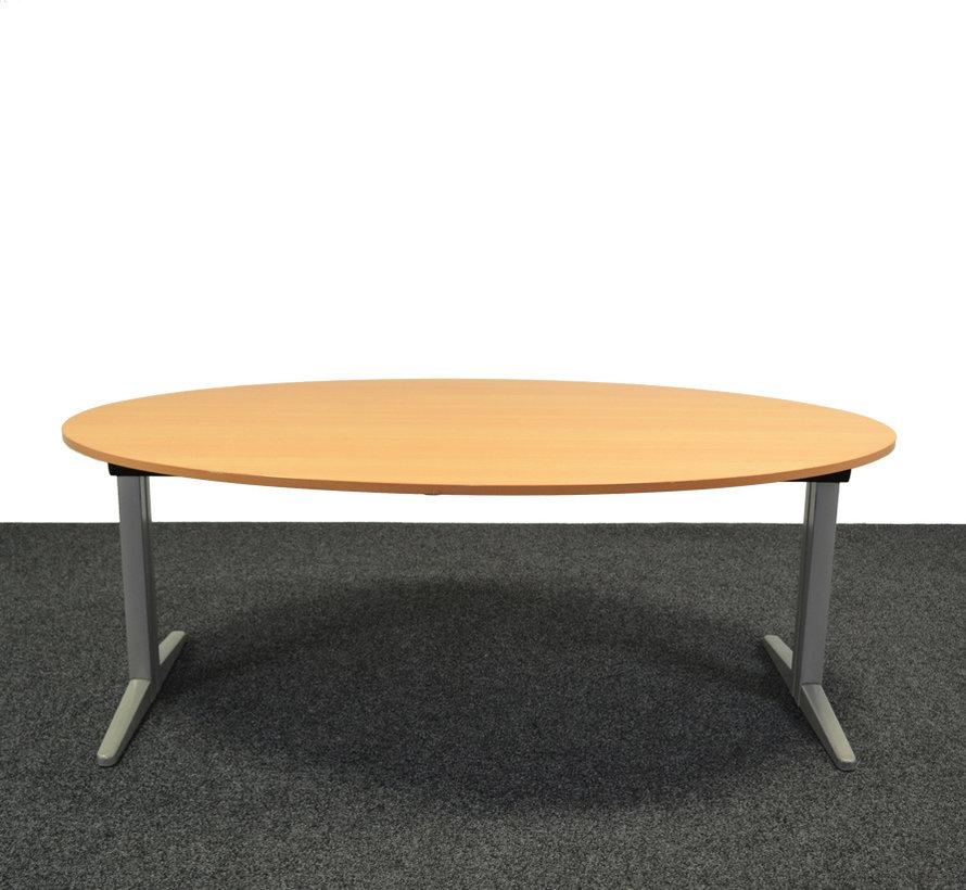 Ahrend Vergadertafel Ovaal  200x120 cm