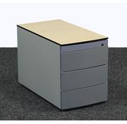 Aspa Aspa Ladeblok Aluminium | 55 x 42 x 76 cm