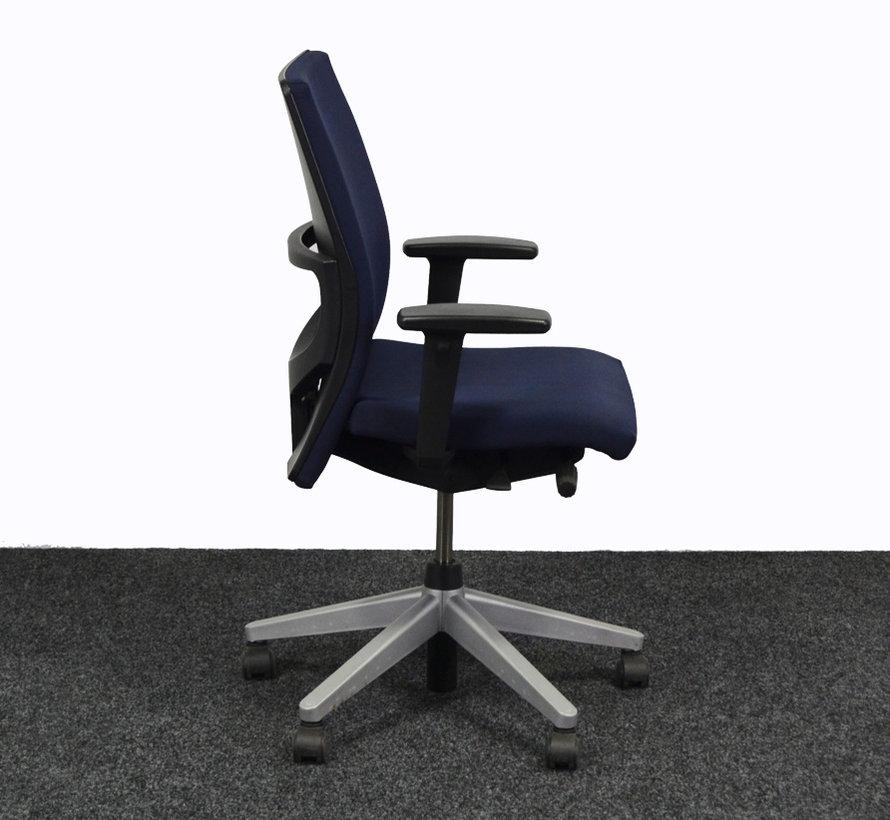 Haworth Comforto 3975 Bureaustoel | Blauw