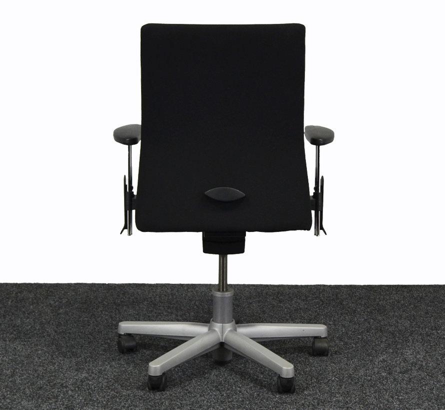 Comforto DE5583 Bureaustoel | Zwarte Stoffering