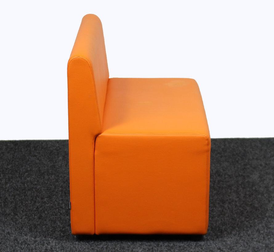 Johanson B-Bitz Bull Wachtkamerbank Oranje