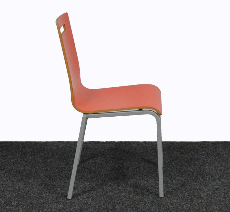 Huislijn Oscar Kantinestoel Oranje