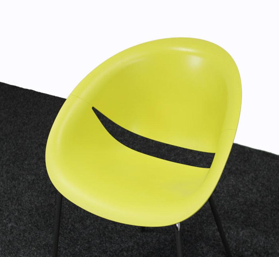 Maxdesign So Happy Kantinestoel Groen