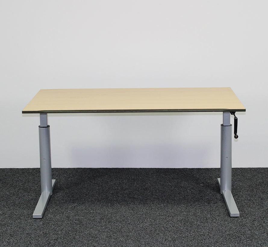 Gispen TM Slingerbureau | 140 x 80 cm
