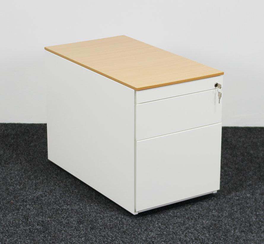 Lensvelt Ladeblok Wit 3 Laden 56 x 42 x 76 cm