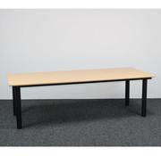 Gispen Gispen TM Vergadertafel Berken | 240 x 100 cm
