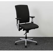 Dauphin Dauphin Extender Bureaustoel | Antraciet Geblokt (gebruikt)