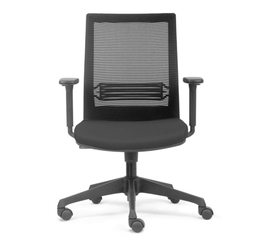 Bureaustoel Economy Zwart