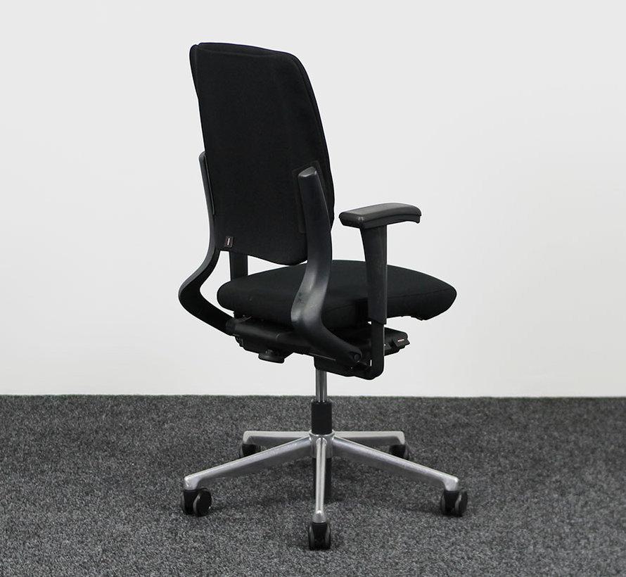 Ahrend 230 Bureaustoel Zwart | Nieuw Gestoffeerd