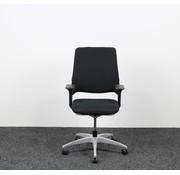 Drabert Drabert Salida Bureaustoel Zwart | Nieuw Gestoffeerd