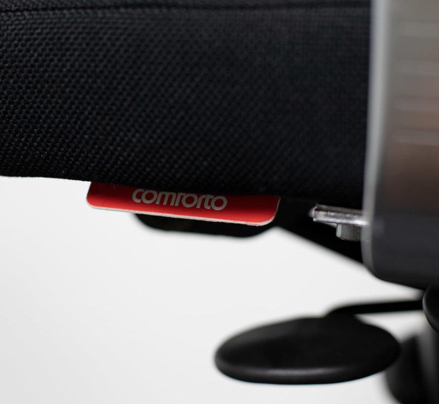 Comforto 77 Bureaustoel Zwart | Nieuw Gestoffeerd