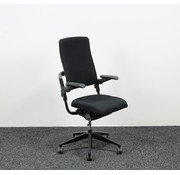 Rohde & Grahl Grahl Xenium Bureaustoel Zwart | Nieuw Gestoffeerd