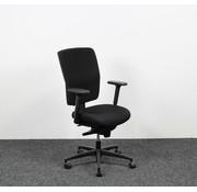 Dauphin Dauphin TrendOffice Go On Bureaustoel Zwart