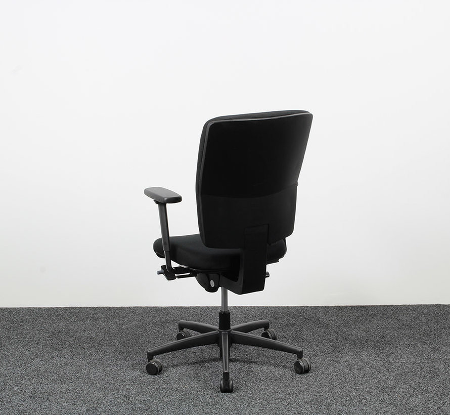 Dauphin TrendOffice Go On Bureaustoel Zwart