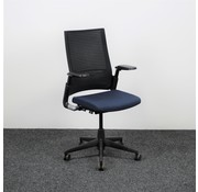 Ahrend Ahrend 2020 Bureaustoel Donkerblauw & Zwart