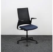 Ahrend Ahrend 2020 Extraverta Bureaustoel Donkerblauw & Zwart