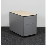 Voortman Voortman Ladeblok Aluminium 59 x 44 x 78 cm
