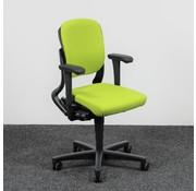 Ahrend Ahrend 230 Bureaustoel Lime Groen | Nieuw Gestoffeerd