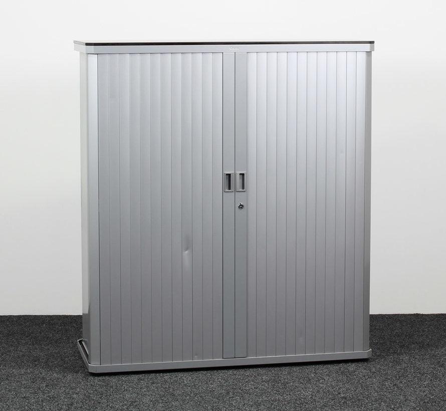 Gispen Octa Roldeurkast | 135 x 120 x 50 cm - Kersen