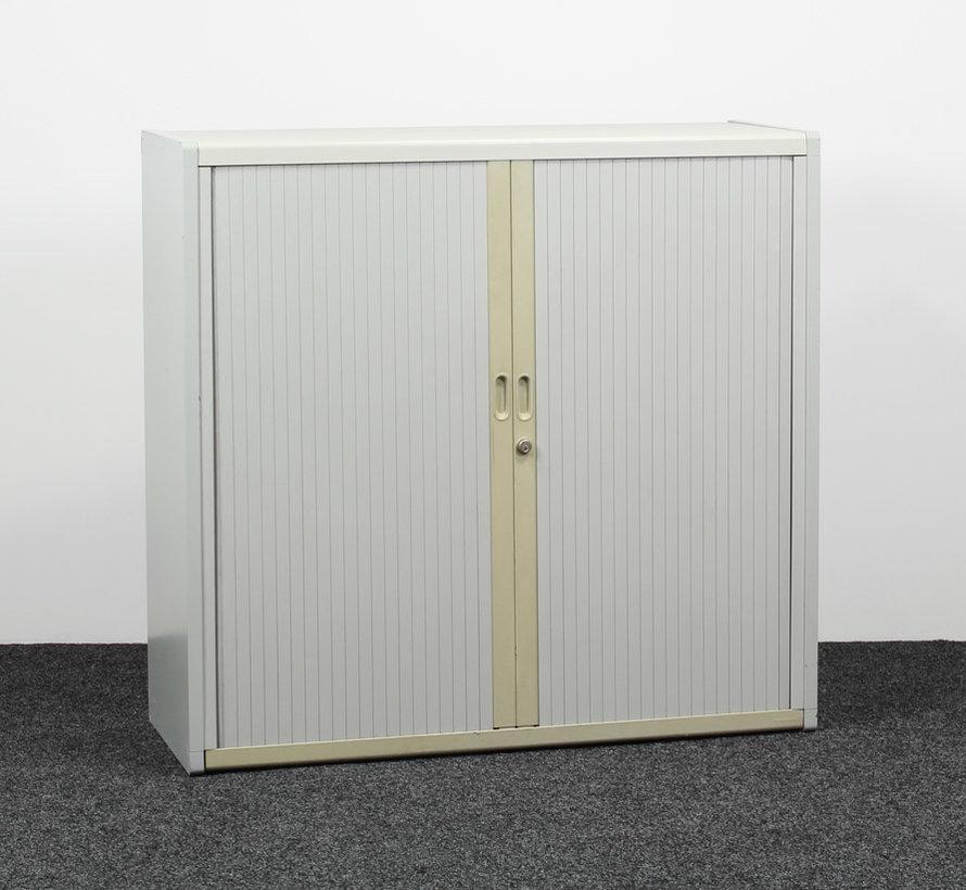 Pohlschröder Garagekast Crème | 115 x 120 x 45 cm - Gebruikerssporen