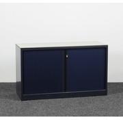 Ahrend Ahrend Roldeurkast Blauw | 76 x 120 x 45 cm