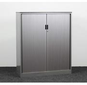 Ahrend Ahrend Roldeurkast Aluminium | 142 x 120 x 45 cm