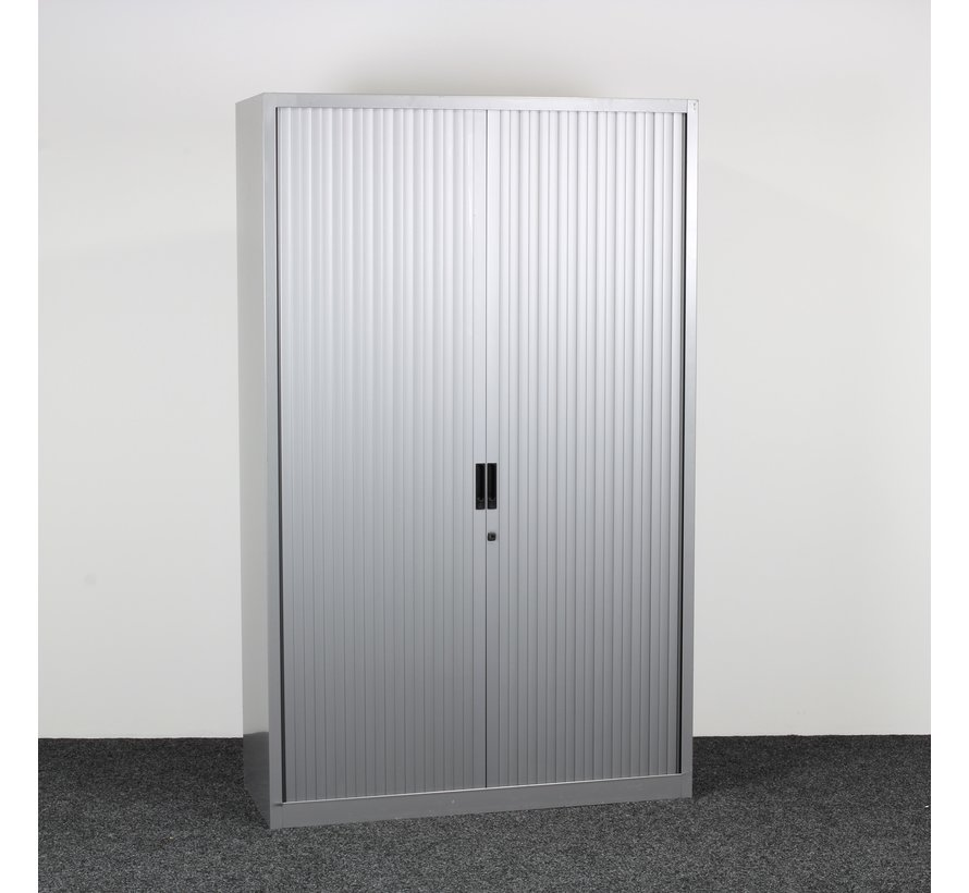 Aspa Roldeurkast Aluminium | 195 x 120 x 47 cm