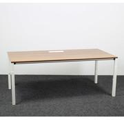 Sedus Sedus Temptation Four Bureau Donker Notenhout - 180 x 90 cm