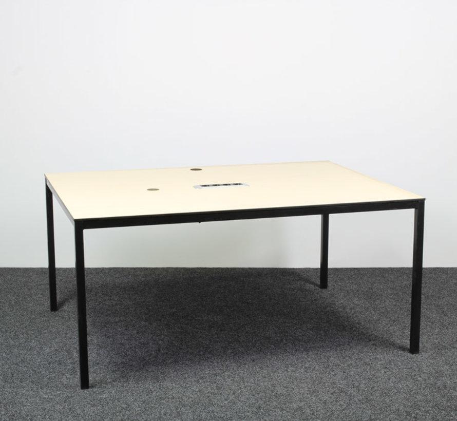 Kantinetafel Ahorn Blad - 160 x 120 cm