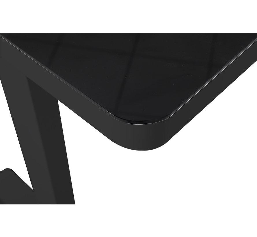 Elektrisch Zit-Sta Bureau 120x60 cm - Zwart Frame