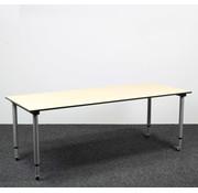 Gispen Gispen Next Verrijdbaar Inbus Bureau | 200 x 80 cm