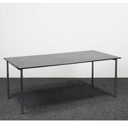 Brunner Brunner Trust Klaptafel Zwart Blad - 180 x 90 cm