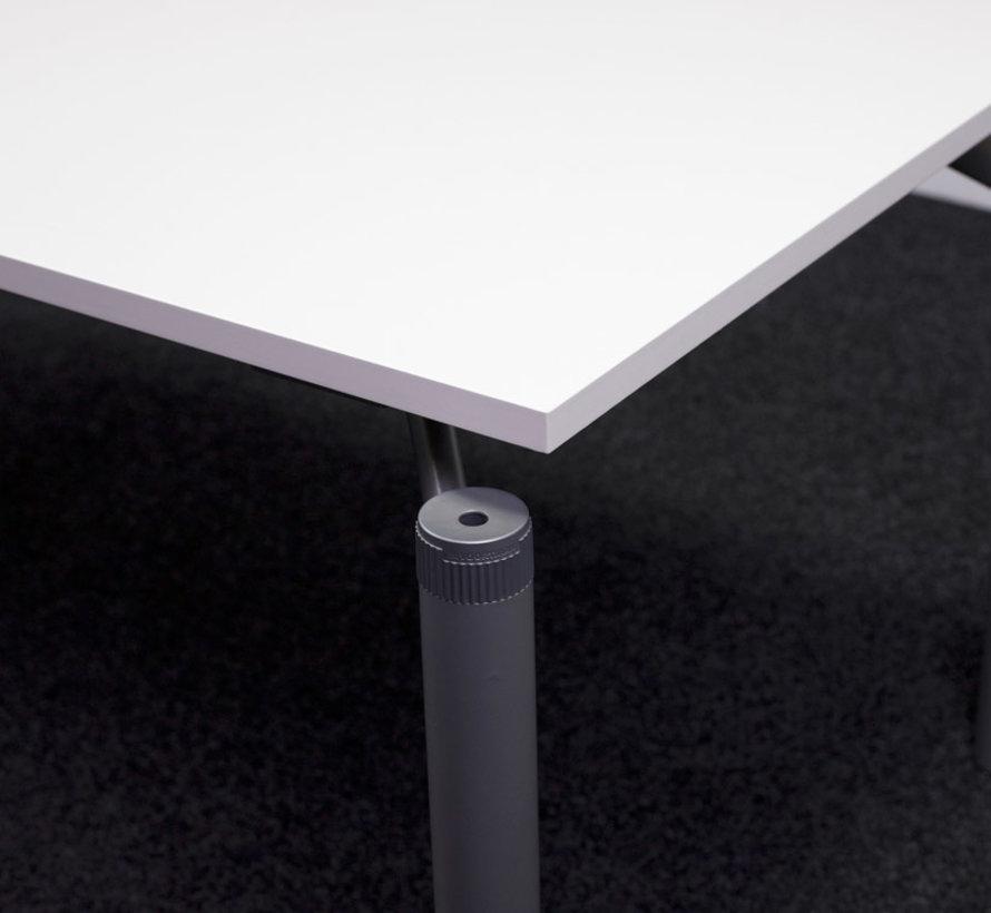 Voortman Bureautafel Nieuw Wit Blad - 180 x 80 cm