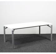 Voortman Voortman Verstelbare Bureautafel Nieuw Wit Blad - 180 x 80 cm
